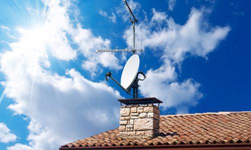 montaz anten - Pszczyna