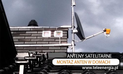 Montaż anten - Rybnik