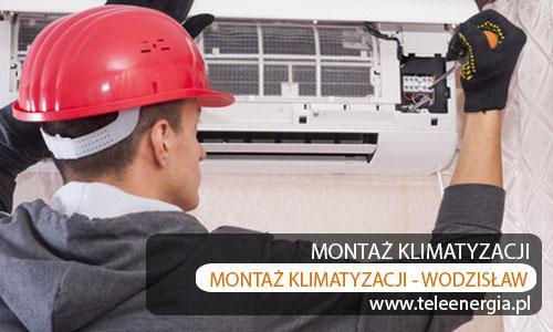 montaz-klimatyzacja-wodzislaw-slaski